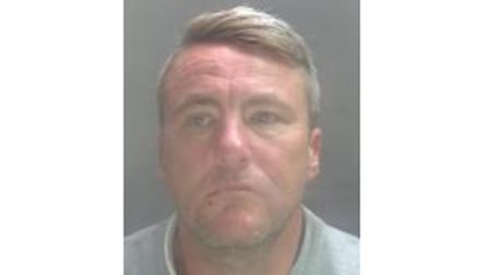 Aaron McDonagh is currently wanted by Herts police