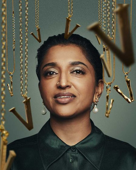Sindhu Vee is due to appear at the new St Albans Comedy Garden event in Verulamium Park.