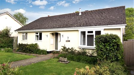 Three bed house in Colyton