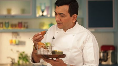 Chef Sanjeev Kapoor is an Indian legend with decades of experience