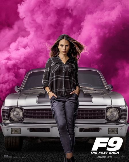 Jordana Brewster returns as Mia – Dom and Jakob's sister–in Fast and Furious 9.