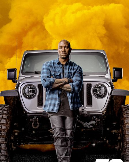 Tyrese Gibson plays Roman in F9: Fast and Furious 9.