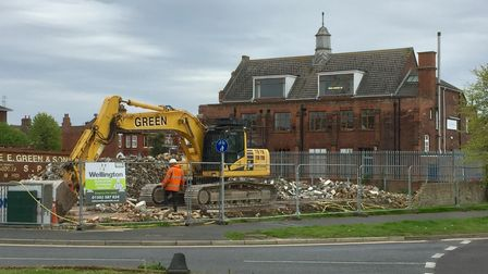 Work is now under way that will see more than 30 affordable homes built in Lowestoft.