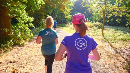 Organisers of parkrun hope to restart the 5k events onSaturday, June 26.