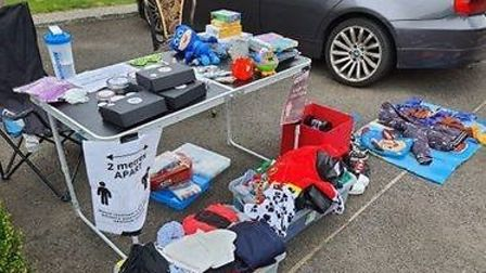 Chelston householdscan pass on unwanted goods in Jumble Trail