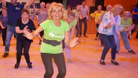 Torbay Ageing Well Festival in 2019