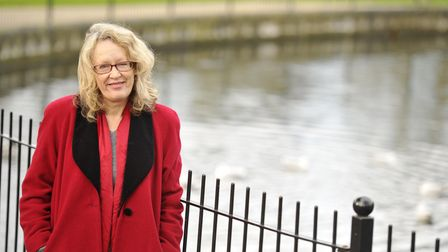 Councillor Carole Jones is the planning portfolio-holder for Ipswich and heavily involved in the project