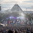 Glastonbury Festival on a more conventional year: Picture by Jason Bryant