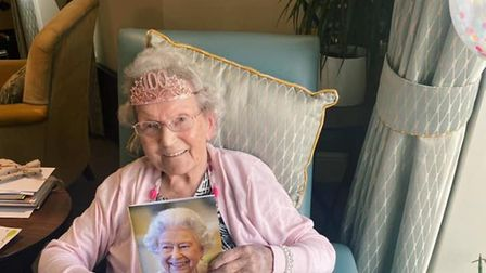 Emily Ramsey celebrated her 100th birthdayonMay 16.