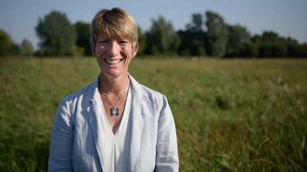 Cllr Pippa Heylings, chair of the climate and environment advisory committee at South Cambs District Council