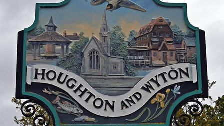 Houghton and Wyton parish is our Village Focus this week.