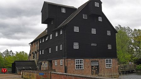 Houghton Mill is now owned by the National Trust.