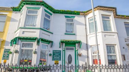 The well presented nine bedroom Shemara Guest House is set to be auctioned off.