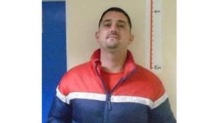 Aldred Stanley, who has absconded from Hollesley Bay prison, is serving a 15-year sentence