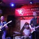 GT Band play live at The Griffin Bar, Torquay
