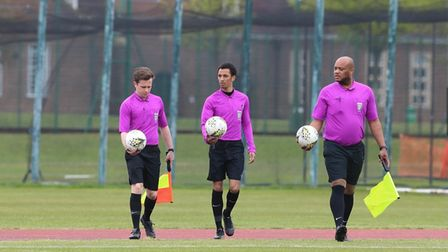 Amateur Football Alliance are running a FA Referees Course in Ilford