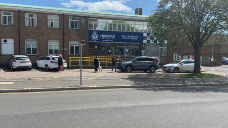 Great Yarmouth Police Station