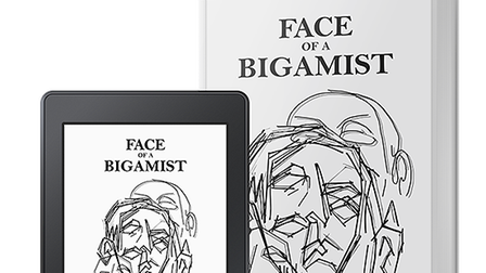 Yve's Gibney's book, Face of a Bigamist is available to buy on Amazon.