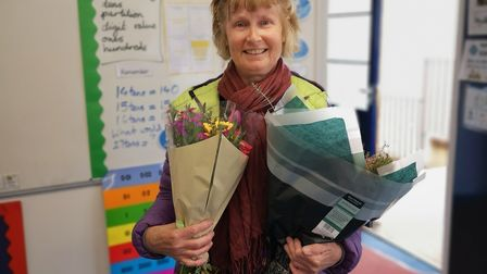 Colyton Primary Academy's Sharon Young