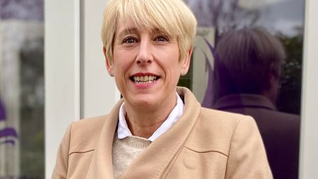 Clare Fletcher, acting chief executive of The Yare Education Trust