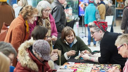 Norfolk Makers Festival returns to The Forum in Norwich for 2021.