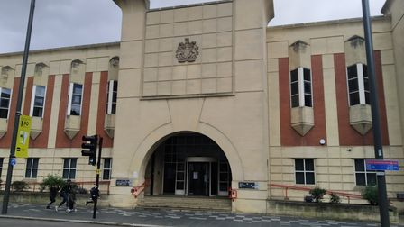 Stratford Magistrates' Court, where Gabriel Blake pleaded guilty to two charges