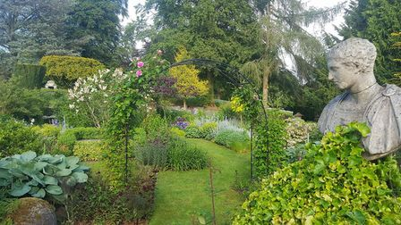 A garden with a thousand shades of green, Thornbridge has been open to the public for over 90 years