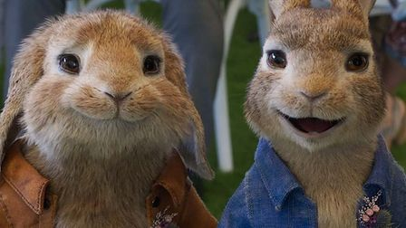 Peter Rabbit 2 will be shown at the Curzon Cinema.