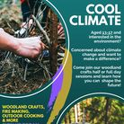 Cool Climate opportunities over half-term