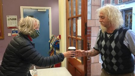 Homeless charity Centre 33 in St Albans is making an urgent appeal for volunteers so it continue its vital work.
