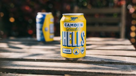 Camden Town Brewery has launched a new beer to mark 50 years since Arsenal's 1970/71 league double