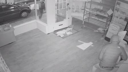 Woodward's Confection Wisbech burglary May 21 2021