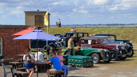 Felixstowe Museum in the Ravelin Block at the Viewpoint will reopen this weekend