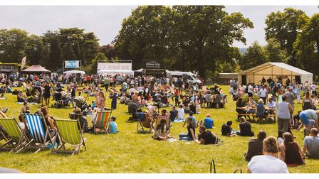 Great British Food Festival will be heading to Lowther Castle