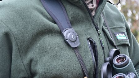 I found the bulky strap length adjuster interfered with recoil pad position in shoulder