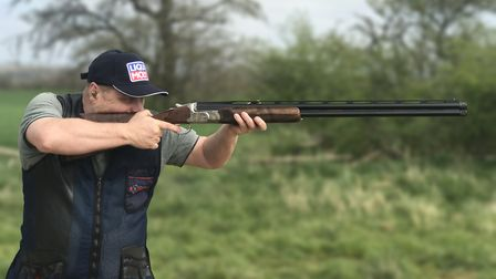 Drennan Kenderdine is our new gun tester; Drennan has a long record in competitive clays and is a hi
