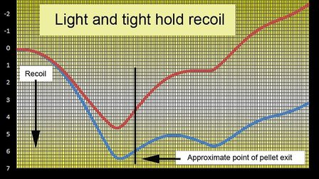 Rifle hold has a massive effect on the recoil cycle, and the key to field accuracy is hold consisten