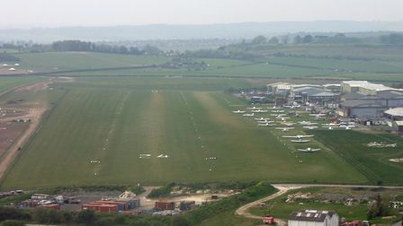 The owners of Old Sarum say they are trying to preserve the airfield, but were unjustly attacked by