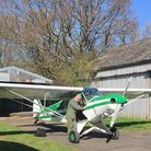 Newly available for taildragger training at Stapleford, the refurbished Super Cub