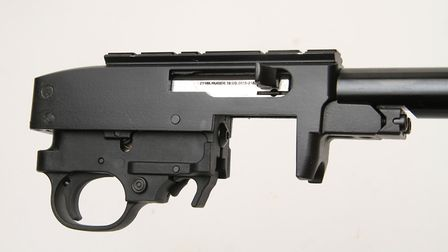 Simple action design that is built to last, a far better BX trigger unit and the barrel is easily re