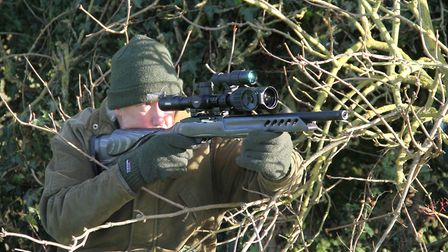 I had some lovely rabbits at long range with the Target Lite using that Digex as both a day or night
