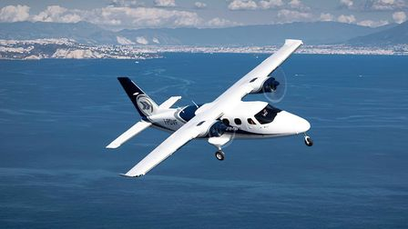 Cape Air plans to have up to one hundred P2012 Travellers in its fleet