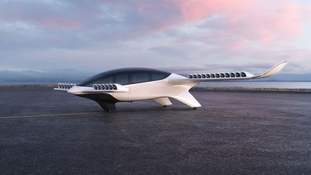 The seven-seater Lilium Jet is expected to cruise at around 150kt with a range of around 135nm