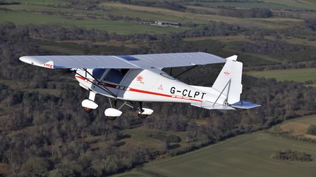With its new aerodynamic refinement, the C42 now boasts a decent turn of speed
