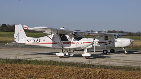 While they may look similar, the Ikarus C42C is a state of the art 21st century design and the Cessn