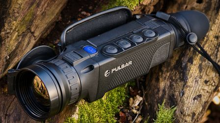Pulsar Helion 2 XP50 Pro, military grade build quality combined with excellent ergonomics