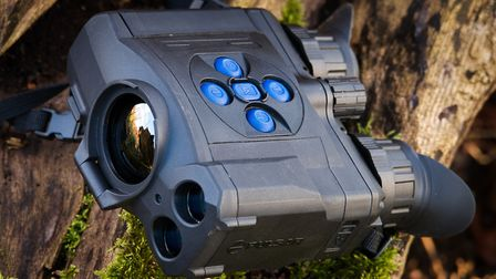 Pulsar Accolade 2 LRF XP50 Pro, the same imaging quality of the Helion but with the added bonus of L