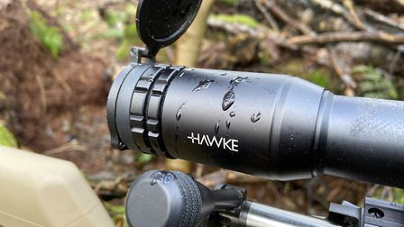 you cannot go wrong with Hawke Optics