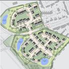 plans submitted for housing by Mead Realisations