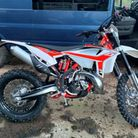 Police have launched an appeal totrace a motorbike and three bikes which were reported stolen from a garage in Highbridge.